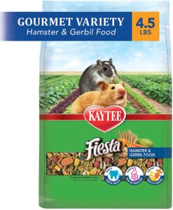 Gourmet Variety Food for the Hamster and Gerbil by Kaytee Store