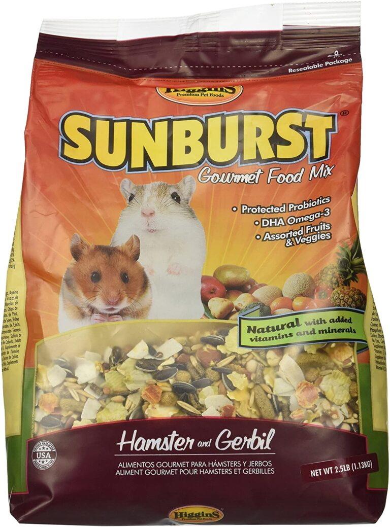 "The Gourmet Food Mix ""Sunburst"" by Higgins"